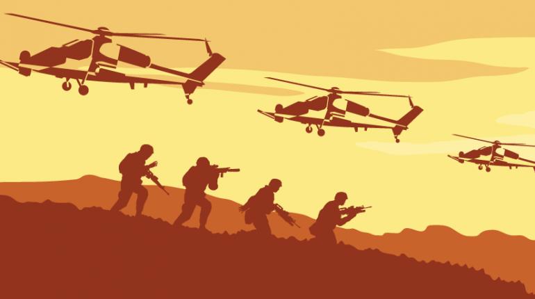 saldırı helikopterleri
