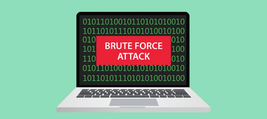 brute force attack - WordPress'te DDoS Saldırısı Nasıl Engellenir?