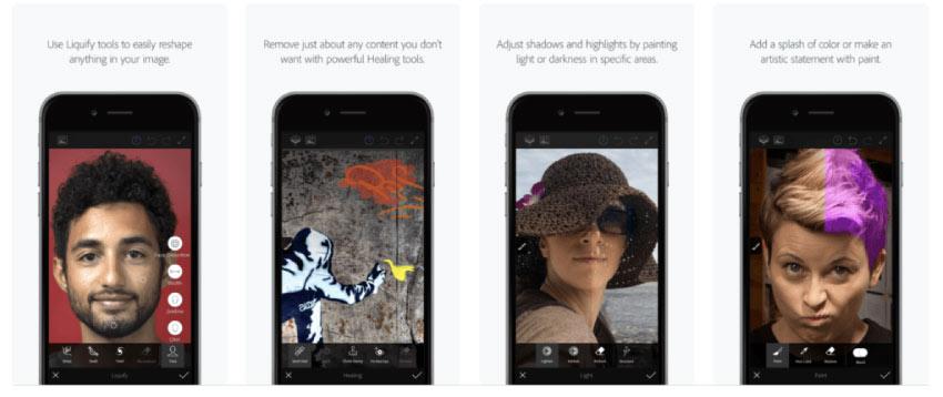 adobe photoshop mix - En İyi Fotoğraf Düzenleme Uygulamaları 2020