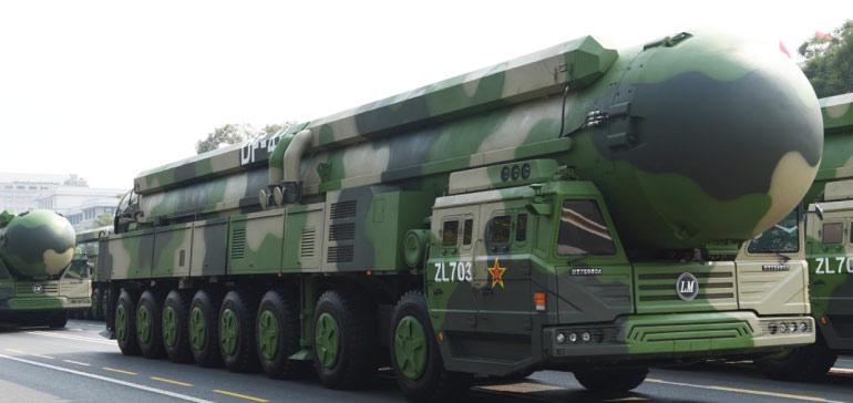df 41 balistik fuze - En Güçlü Kıtalar Arası Balistik Füzeler