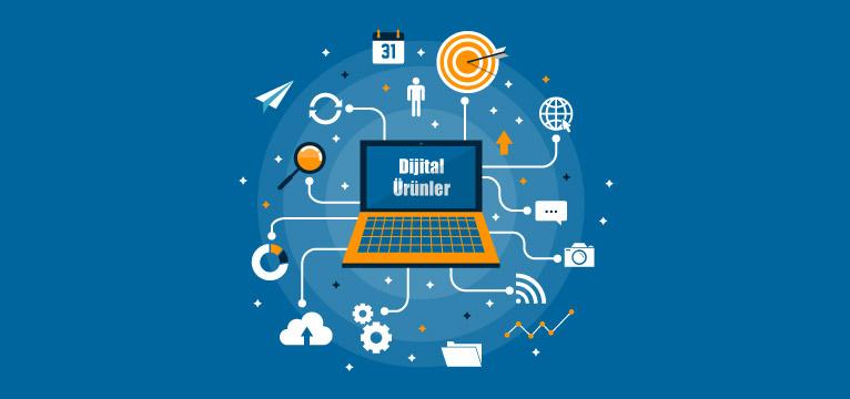 dijital urunler - İnternetten Para Kazanma Yolları 2020