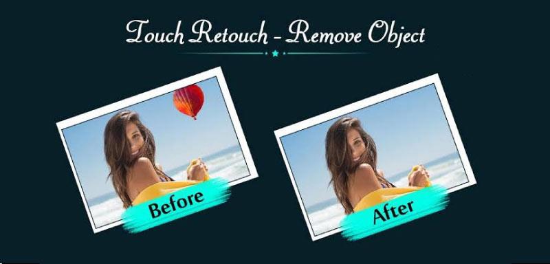touch retouch - En İyi Fotoğraf Düzenleme Uygulamaları 2020