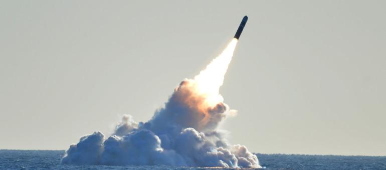 trident II balistik fuze - En Güçlü Kıtalar Arası Balistik Füzeler