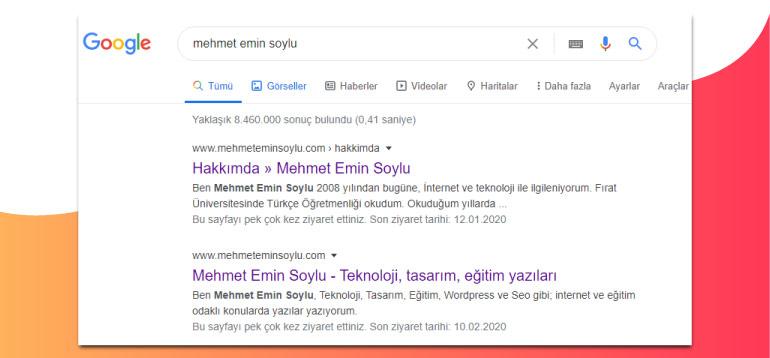 google arama sonuclari - 2020 İtibarıyla En İyi Arama Motorları