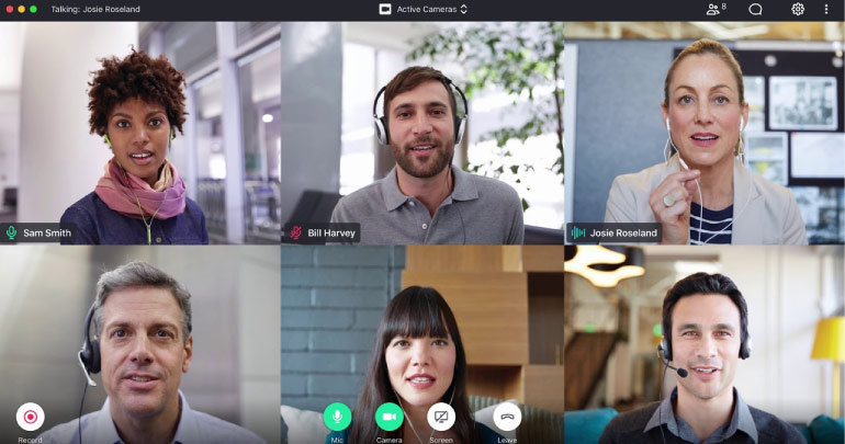 gotomeeting - En İyi Ücretsiz Video Konferans Uygulamaları