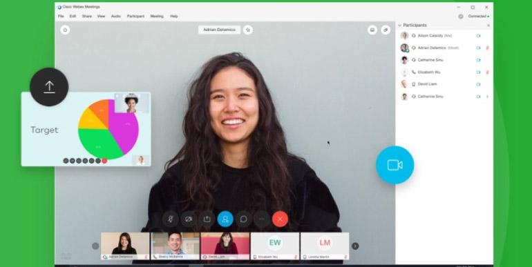 webex cisco - En İyi Ücretsiz Video Konferans Uygulamaları