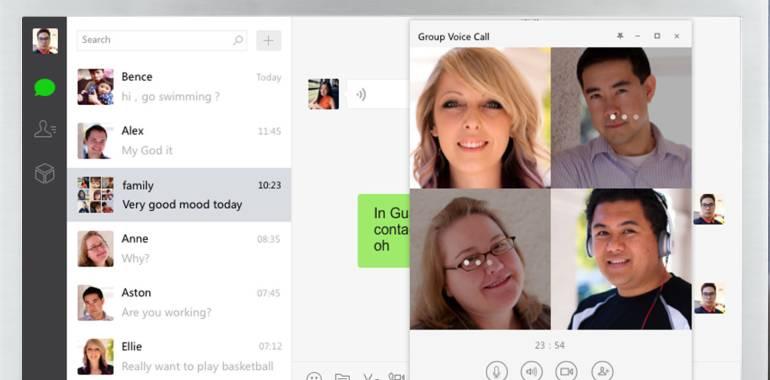 wechat video konferans - En İyi Ücretsiz Video Konferans Uygulamaları