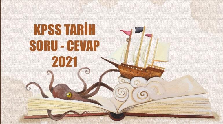 Kpss tarih soru cevap 2021